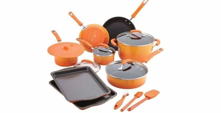 * VERY LIMITED! * Rachael Ray 16 Pc. Cookware Set ONLY $0.70 CENTS! - http://yeswecoupon.com/very-limited-rachael-ray-16-pc-cookware-set-only-0-70-cents/?Pinterest  #Clearance, #Coupon, #Couponcommunity, #Couponfamily, #Coupons, #Hotdeal, #Iloveclearance, #Ilovecoupons, #Rundeal, #Walmart, #Walmartclearance, #Walmartdeals