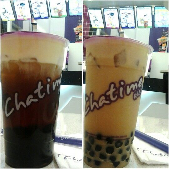 Milk Winter Melon Tea @ Chatime