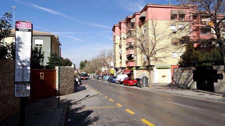 GRANADA | GENIL | Camino Bajo de Huétor. Frente al colegio Divina Infantita.