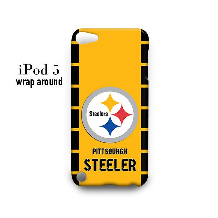 Pittsburgh Steelers iPod Touch 5 Case Wrap Around
