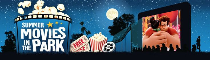 "Summer Movies in the Park 2013 returns with another great line-up of movies shown across the county! Go see ""The Avengers"" on the USS Midway tonight, and check their website for more dates"