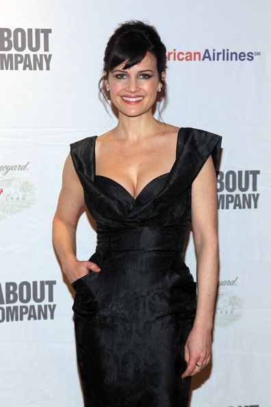 """Carla Gugino Photos Photos - Actress Carla Gugino attends """"The Road To Mecca"""" opening night after party at the American Airlines Theatre on January 17, 2012 in New York City. - """"The Road To Mecca"""" Opening Night - After Party"""