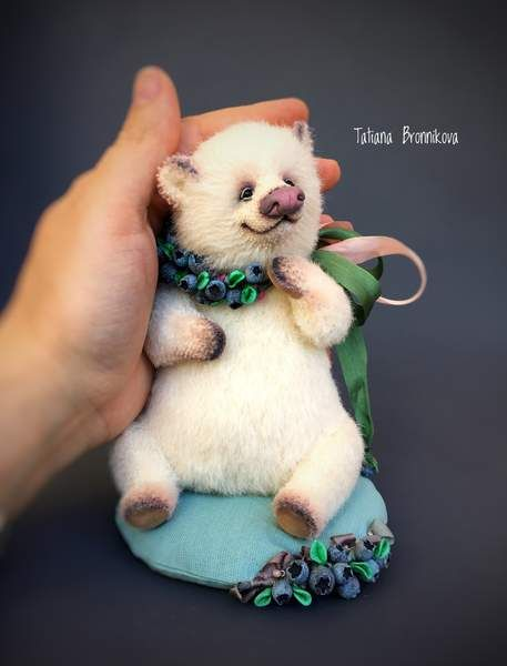 Pele By Tatyana Bronnikova - Bear Pile
