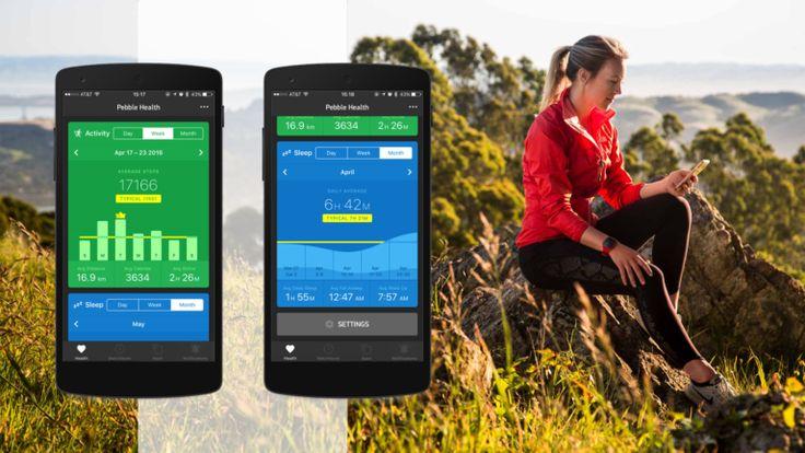Αναβάθμιση στο Timeline OS με νέα εφαρμογή για τον καιρό και βελτιώσεις στο Pebble Health