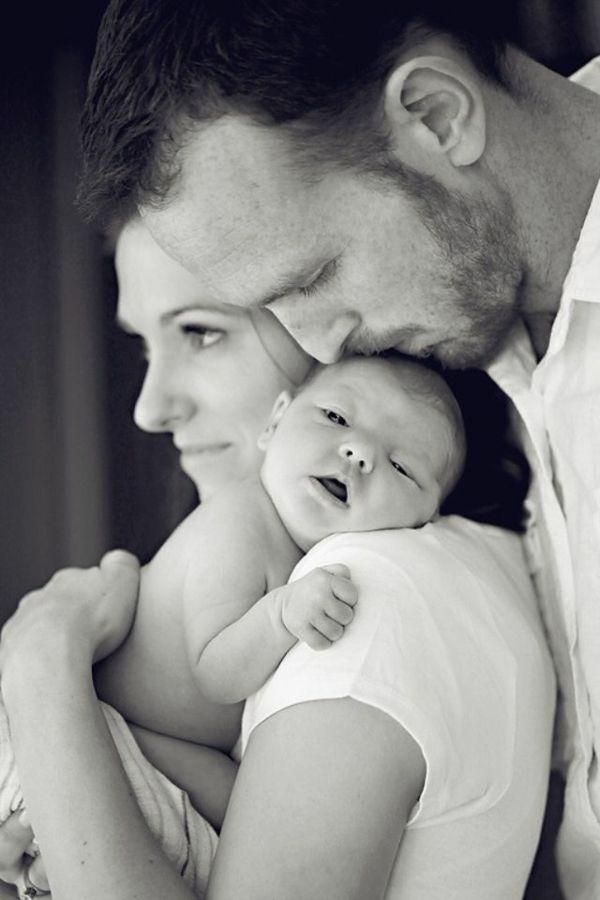 Baby und Familie: 46 Bilder zum Inspirieren!