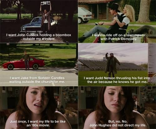 Easy A: I love this movie. For real though, I want this to happen to me.