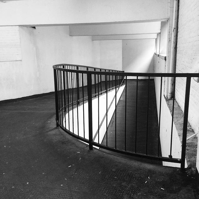 Ramp from the Whitgift Center, Croydon