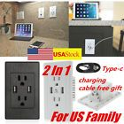 4.2A 2-Port Rapid Charging USB Wall Outlet  Conventional Wall Socket7  Connected Home Protocol - Thread