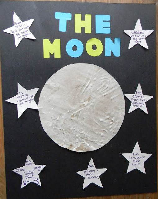 Moon Unit --->  Ideas for science, literacy, math, crafts, themed snacks, and book suggestions for pre-K through second grade.