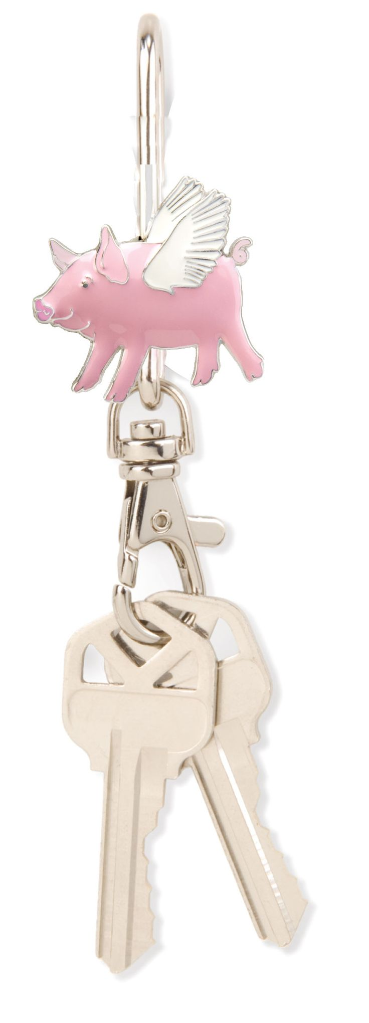 When Pigs Fly Finders Key Purse key finder