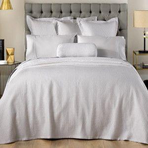 Christobel Bedcover - White