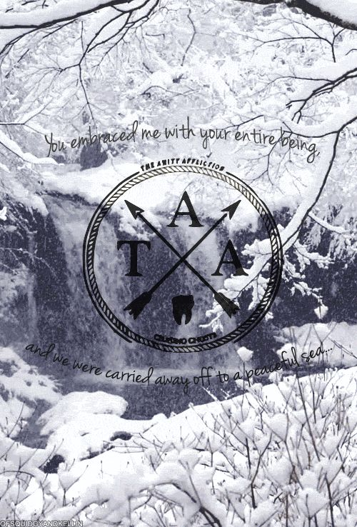 Pabst Blue Ribbon on Ice- Amity Affliction