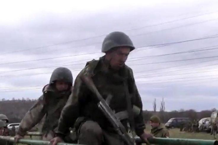 Разведчики ДНР приняли участие в испытаниях за оливковые береты — Новороссия