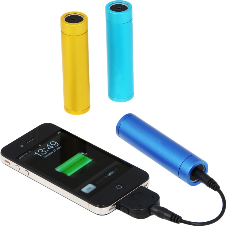This universal portable power solution comes with 9 tips covering most mobile phones and handheld devices. The 2200 mAh battery will give you up to 3 charges and lasts up to 10 days without having to recharge.