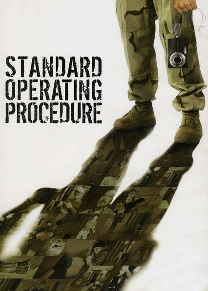 Standard Operating Procedure -