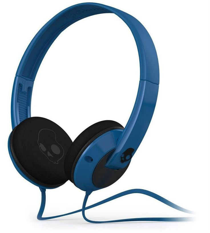 Skullcandy S5URFZ-101 Uprock Blue/Black On-Ear Headphones