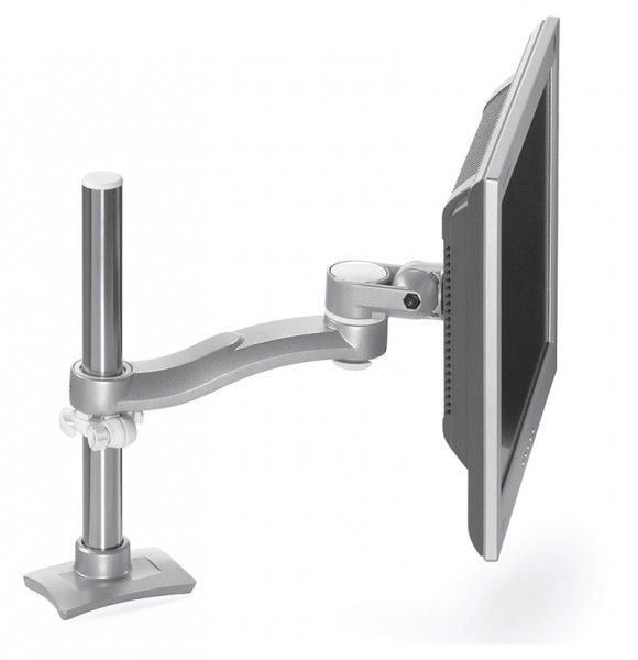Avoid Neck And Back Pain With A Monitor Arm. Www.rosiinc.com ROSI
