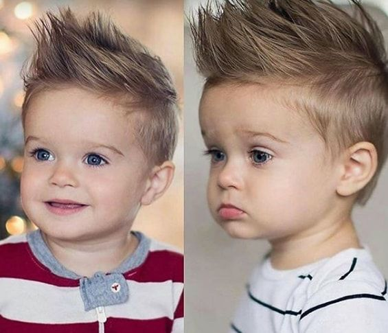 Beautiful Mohawk Baby Boy Hairstyles Baby Boy Haircut Styles