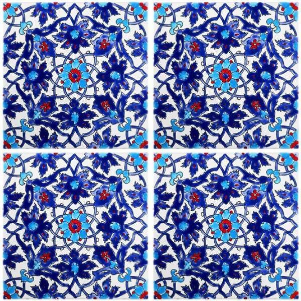Iznik tile  http://www.sainttropezboutique.us/products/tiles/iznik-tiles/iznik-tile---02.aspx