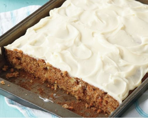 Here For Canadian Thanksgiving here for you is a wonderful carrot cake recipe to try out.. it looks so good , it will serve 18 people so great for a party