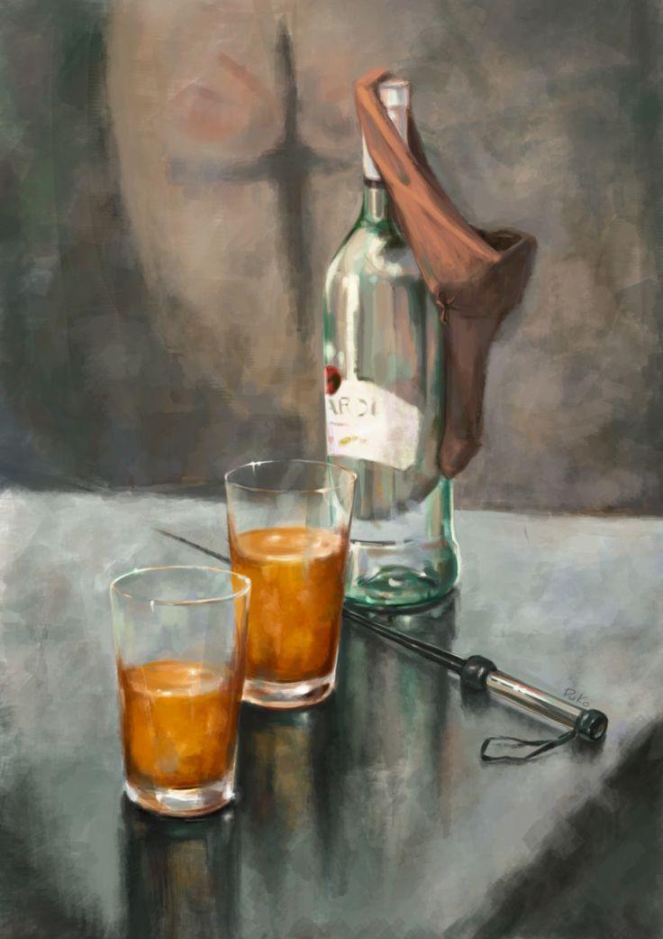 Sex&booze on Behance