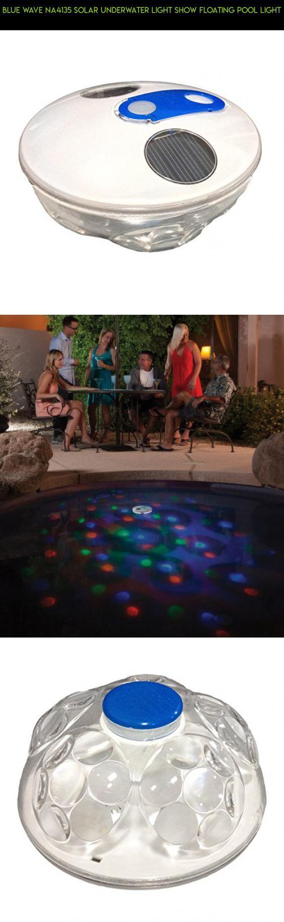 Floating pool lights on pinterest solar pool lights backyard pool - Blue Wave Na4135 Solar Underwater Light Show Floating Pool Light Shopping Technology Drone
