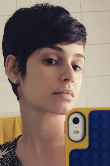Novos cabelos: veja quem mudou o visual em 2015 II   Chic - Gloria Kalil: Moda, Beleza, Cultura e Comportamento