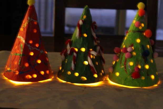 1000 Images About Christmas Tealight Craft On Pinterest
