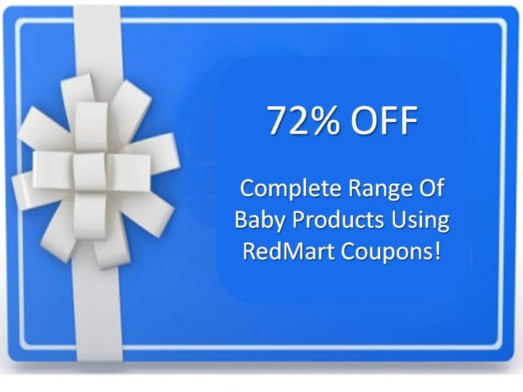 https://flic.kr/p/NLwqDC | Coupon Code - Save Up To 62% + Extra 10% On Complete Range Of Baby Products Using RedMart Coupons | Explore RedMart collection of baby products to find what you need for your child. So shop for diapers, baby oil, baby shampoo, wipes, baby scooter and so much more and receive up to 62% discount baby products plus additional concession of 10% when you purchase above S$30. Use RedMart voucher code at checkout to enjoy this offer. This offer is valid for new customer…