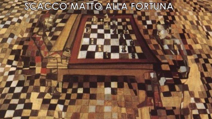 Amedeo Antonio Buccheri, tesina di maturità scientifica sul gioco degli scacchi.