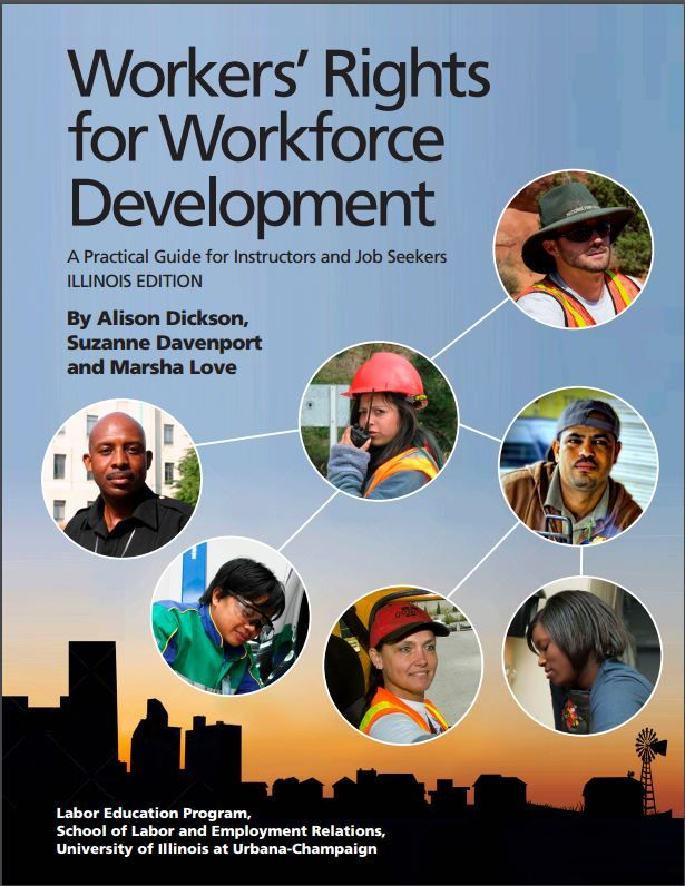 Workersu0027 Rights For Workforce Development: A Practical Guide For Instructors  And Job Seekers.
