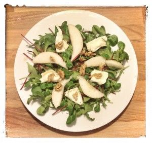 Wintersalat - zum Erfüllen der guten Vorsätze