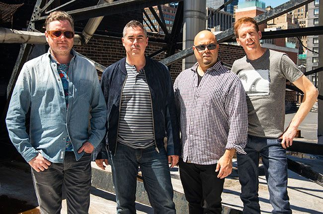 Barenaked Ladies Chart Their Five Favorite Songs