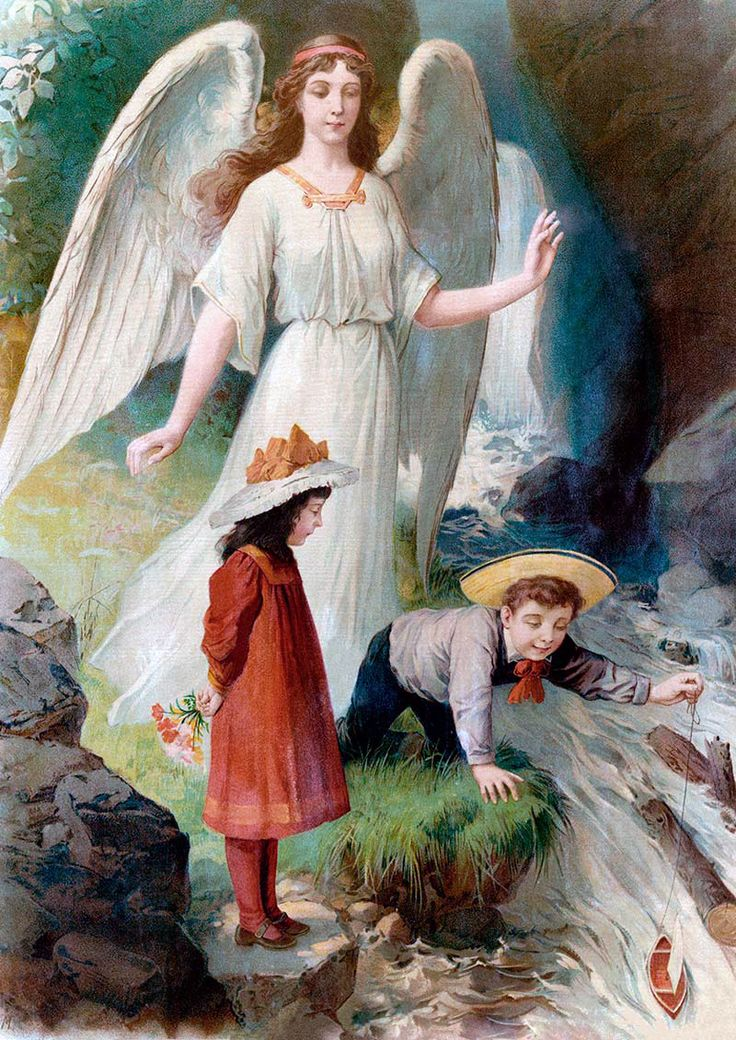how to become a guardian angel