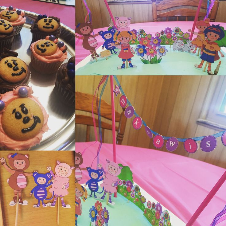 Mother Goose Club First Birthday Party