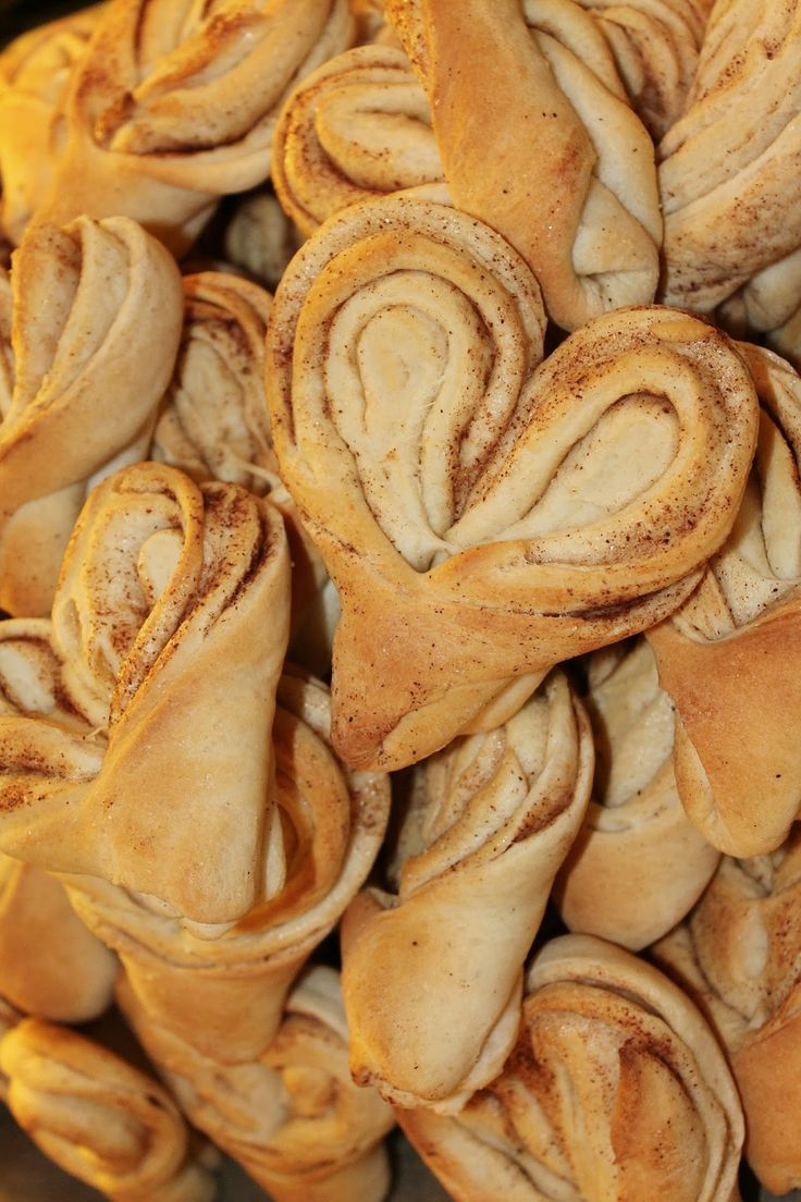 Tonjes Home - a blog about our home, style and beauty: Cinnamon hearts for Valentines day