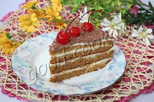 медовый торт по-американски