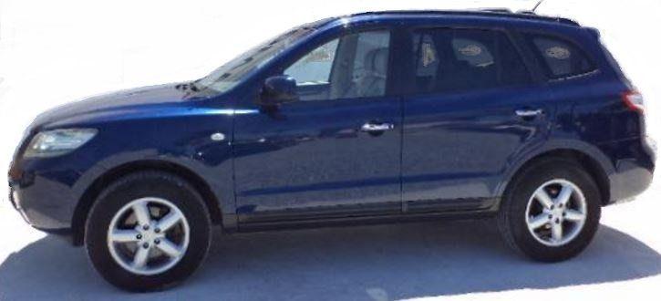 2007 Hyundai Santa Fe 2.2 CRDi Style automatic 4×4