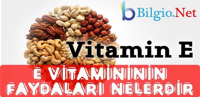 E Vitamini Faydaları Nelerdir ? Hangi Besinlerde Bulunur ?Eksikiğinde Ne Gibi Hastalıklar Oluşur ? http://goo.gl/ZoJ3i4