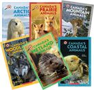 A great series that talks about the animals that live in all the different regions of Canada. My kids love these books!Education Ideas, Canadian Resources