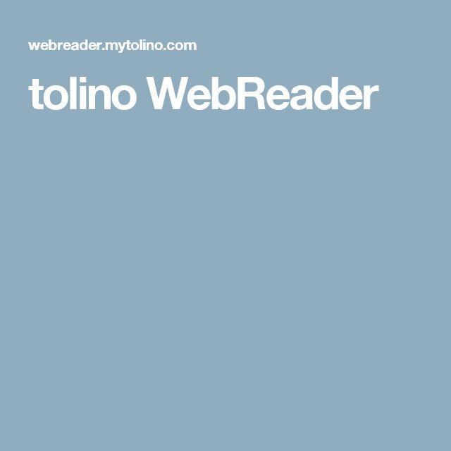 tolino WebReader