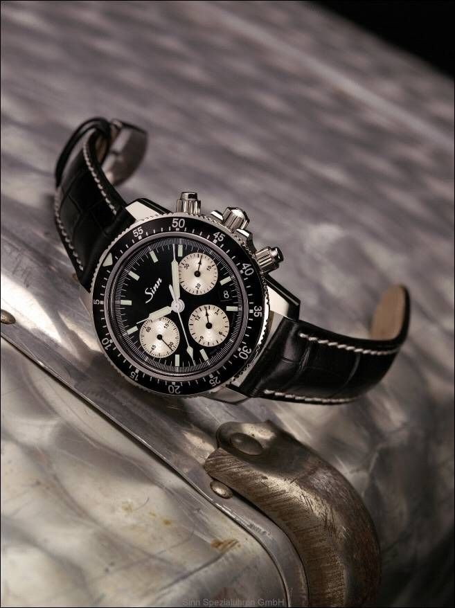 SINN: Model 103 Klassik – The classic Aviation Chronograph | Deutsche Uhrmacher