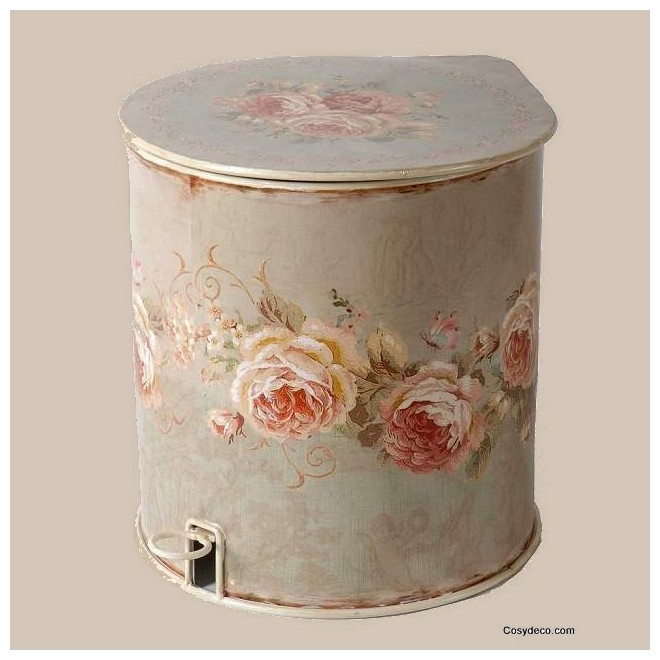 50 best images about d coration toilettes et wc on for Decoration charme cosy