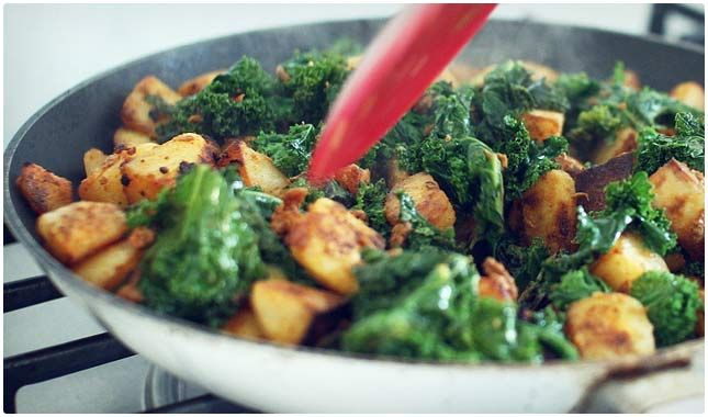 99 Healthy Kale Recipes for Every Meal | Bembu