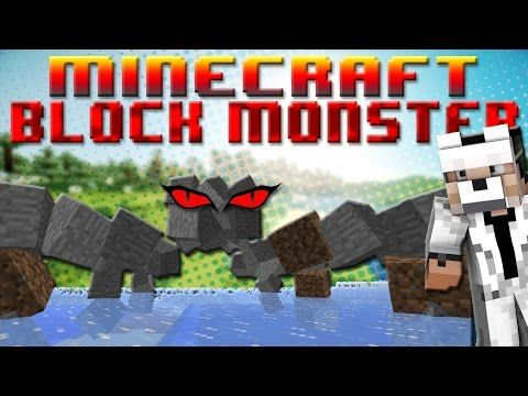 Block Monster Pet Test Mod 1.6.4 Review and Tutorial - RIDE A MONSTER! - YouTube