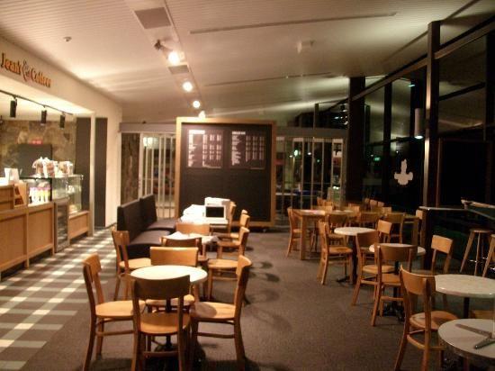 Gloria Jeans Cafe  broken hill - at the tourist information centre BROKEN HILL