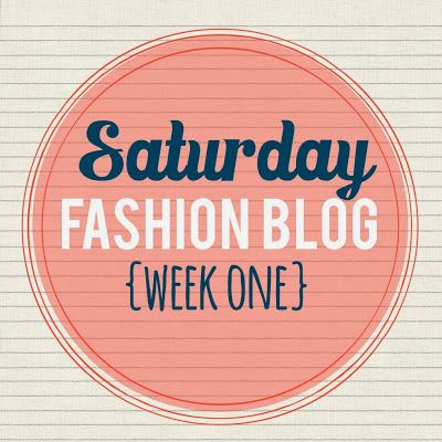 Calculating Blessings: 31 Days of Goodwill Style - Day 5 - Saturday Fashion Blog