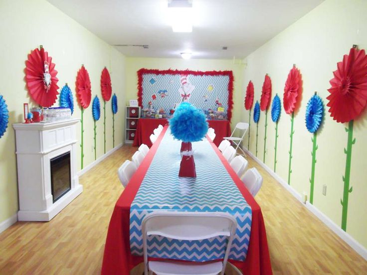 Cat in the hat house interior