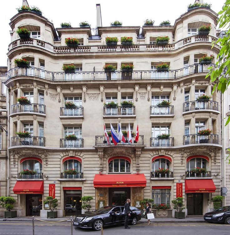 Hotel Astor Saint Honore- 4-star hotel with restaurant, near Arc de Triomphe, Free WiFi, $216/nt, 4/5* reviews, beautiful balconies. Hotel Astor Saint-Honoré puts you in the heart of Paris's fashion district, 4 ...
