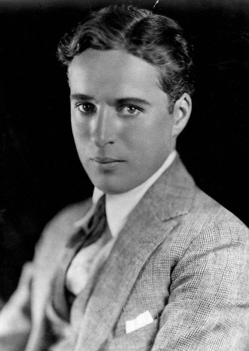 Charlie Chaplin was a strapping young man without the presence of his Mustache and Bowler Hat..  Let Ray's Custom Tailor your prom suit, you will look just as dapper and tidy as young Charlie!  www.rayscleaners.com